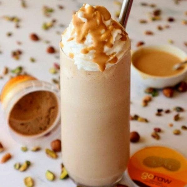 Nutty Mousse Shake from our blog
