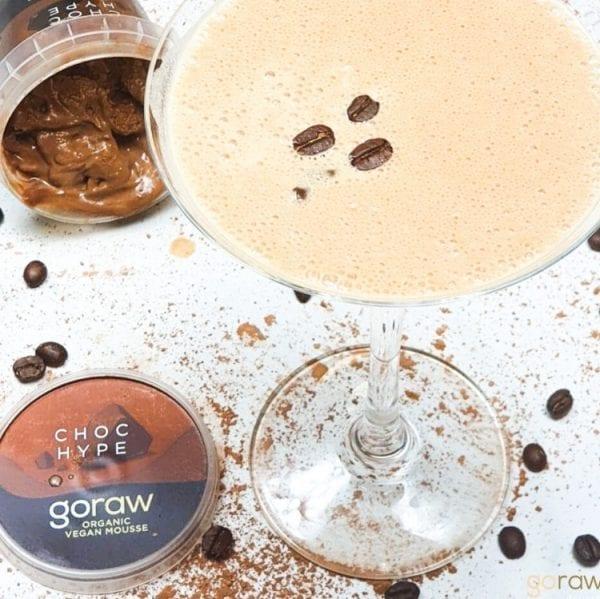 Choc Espresso Martini recipe from our blog