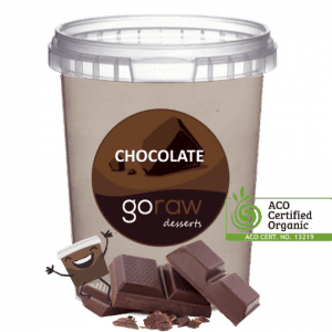 Chocolate Mousse 500mls
