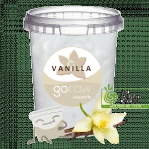 Vanilla Mousse 500mls
