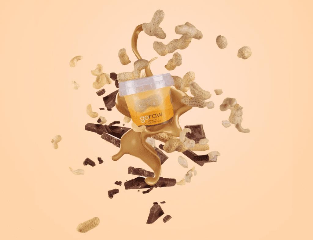Go Raw Peanut Butter